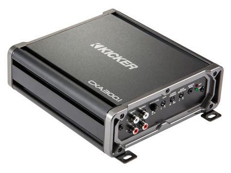 Kicker KA43CXA3001|4 Channel Mono Amplifier|Class D-CX Series-CXA300.1|2Ohm|300W Thumbnail 4
