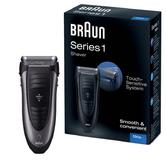 Braun 190s Series 1 Mains Rechargeable SmartFoil Precision Shaver Trimmer -Black