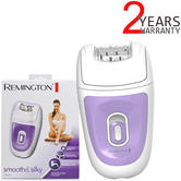 Remington EP7010 Corded/Mains Smooth & Silky Epilator Hair Remover for Women NEW