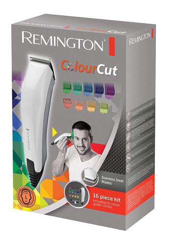 Remington HC5035 16pc Colour Cut Corded Hair Grooming Kit | Clipper & Shaver | NEW Thumbnail 5