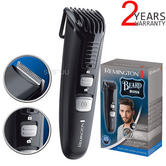 Remington Beard & Stubble Grooming Kit | Trimmer & Shaver | 11 Length Settings | Black