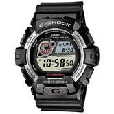 Casio GR8900-1ER G-Shock Tough Solar LCD Illuminator Watch|Shock Resistant|Black