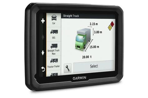 Garmin DEZL 770-D Business?7'' Truck HGV GPS SATNAV?LifetimeMap & DigitalTraffic Thumbnail 4