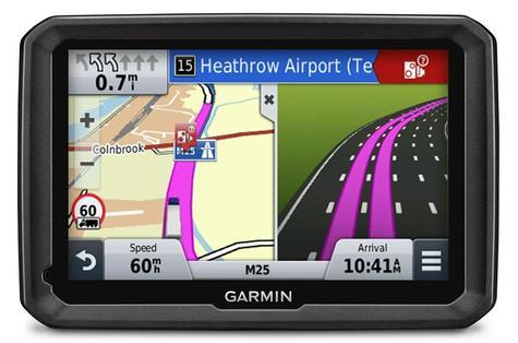 Garmin DEZL 770-D Business?7'' Truck HGV GPS SATNAV?LifetimeMap & DigitalTraffic Thumbnail 6