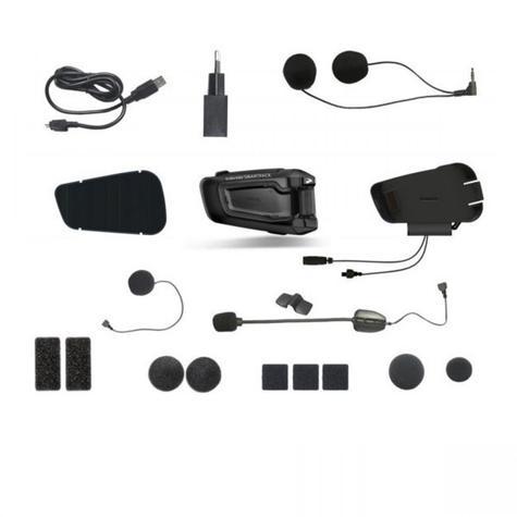 Cardo Scala Rider SmartPack Duo Bluetooth Headset | Motorcycle Helmet Intercom Thumbnail 2