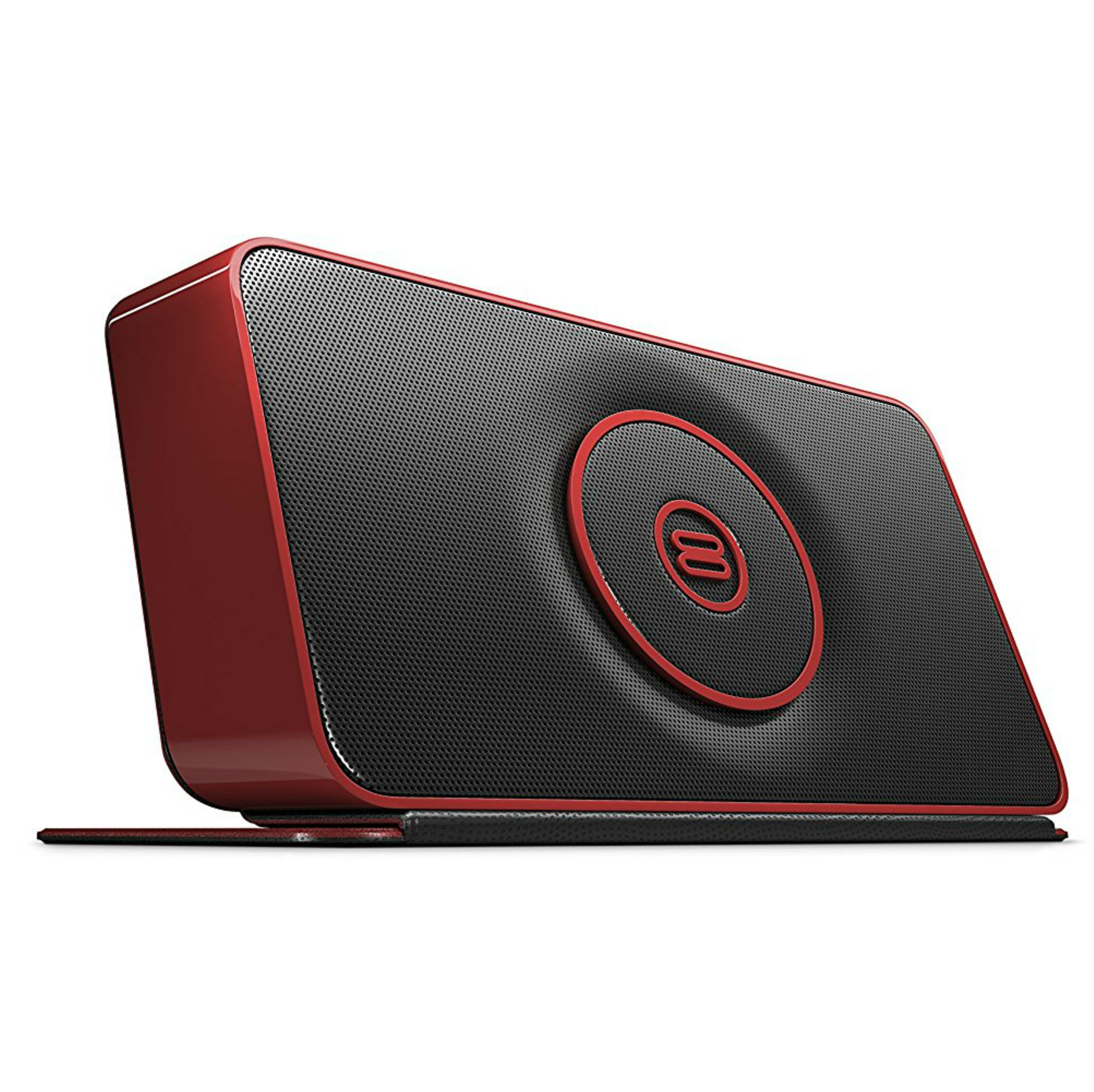 Bayan Audio|Soundbook Go Portable Bluetooth Wireless Speaker|NFC Pairing - Red