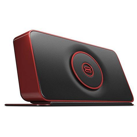 Bayan Audio|Soundbook Go Portable Bluetooth Wireless Speaker|NFC Pairing - Red Thumbnail 1