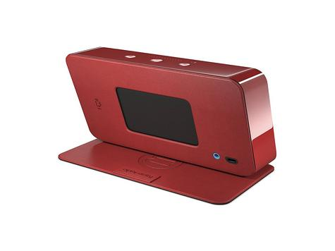 Bayan Audio|Soundbook Go Portable Bluetooth Wireless Speaker|NFC Pairing - Red Thumbnail 3