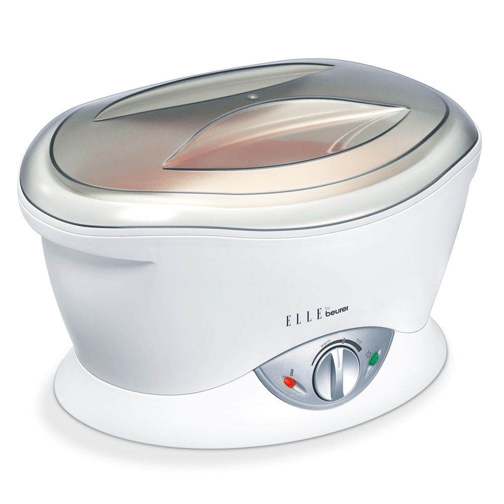 Elle by Beurer MPE70?Paraffin Wax Bath?Skin Moisturiser for Hands Elbows & Feet