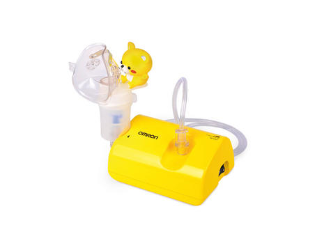 Omron Childrens Nebuliser CompAir / low Noise / Light Weight + Fun Kids Accessories Thumbnail 4