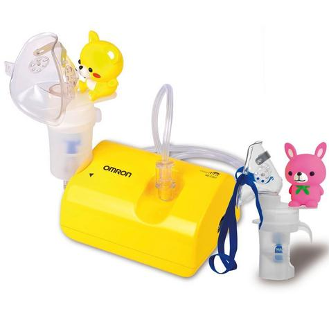 Omron Childrens Nebuliser CompAir / low Noise / Light Weight + Fun Kids Accessories Thumbnail 8