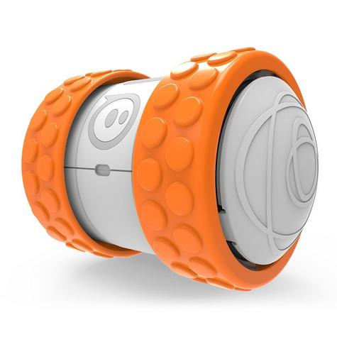 Sphero Ollie Nubby Tyres Conquering Surface Unbeatable - Orange Thumbnail 3