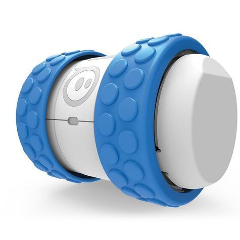 Sphero Ollie Argo Hubcaps Easy Perform Trick for Sphero Ollie - White Thumbnail 3