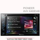 """Pioneer 6.2"""" Touch