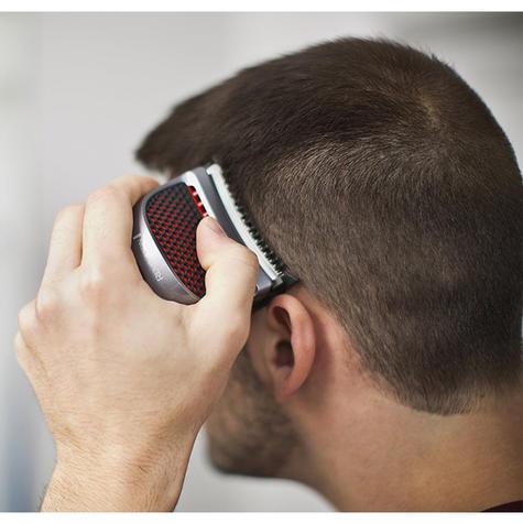 Remington HC4250 Quick Cut Mens Hair Clipper | Cord/Cordless | Fully Washable | Silver Thumbnail 6