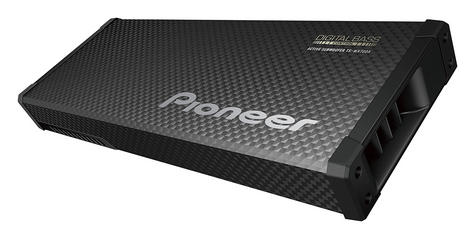 Pioneer Class-D Active Amplified Subwoofer|Space-Saving|2x16cm|200W|TS-WX70DA Thumbnail 2