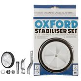"Oxford Bicycle Cycle Universal Stabiliser Set - 12-20"" Wheels 