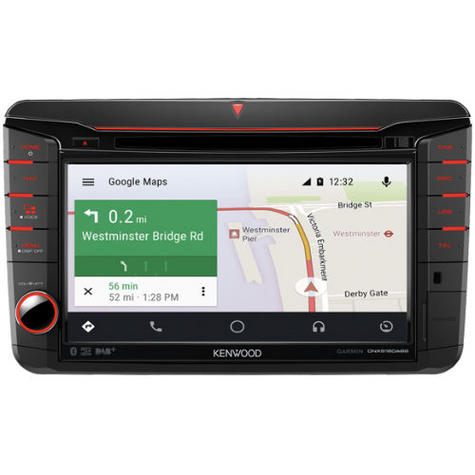 "Kenwood DNX 516DABS MIB T6|7""GPS SatNav