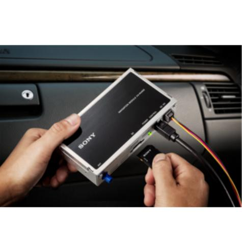 Sony XAN V400 Car Navigation Module For XAV-V631BT/651BT/AX100 Aerial Includes Thumbnail 4