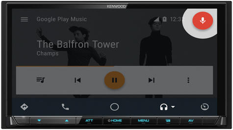 """Kenwood 7"""" In Car Stereo/ Multimedia Receiver DAB Bluetooth USB Aux Apple Carplay Android Auto Thumbnail 5"""