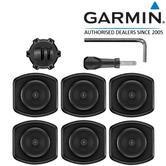 Garmin Pivoting Adhesive Mount Base Kit | For VIRB X/XE/360/Ultra 30 Action Camera