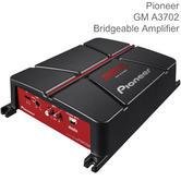 Pioneer 2-Channel Bridgeable Car Audio Amplifier   For Speakers   500W Maximum Power