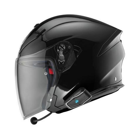 Cardo Scala Freecom 2 Duo Bluetooth Headset   Motorcycle / Bike Helmet Intercom   Black Thumbnail 3