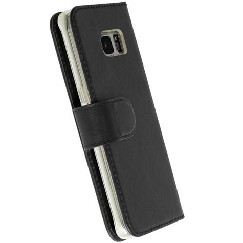 Krusell 60973 Icon Case for Samsung S8 In Black / Flexible Use,Card-Cash Pocket Thumbnail 3