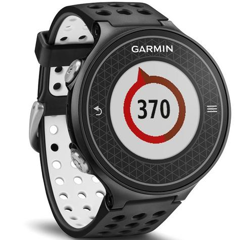 Garmin Approach S6 | GPS Rangefinder Golf Watch | 38000 Worldwide Golf Courses | Black Thumbnail 5