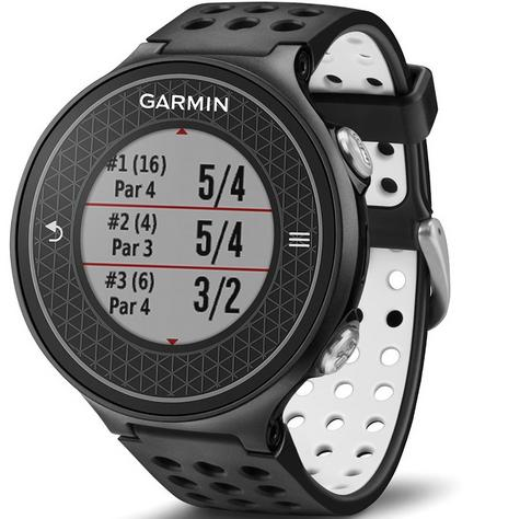 Garmin Approach S6 | GPS Rangefinder Golf Watch | 38000 Worldwide Golf Courses | Black Thumbnail 8