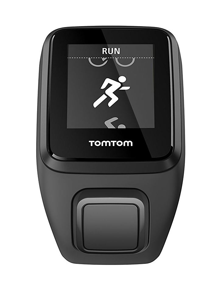 tomtom spark 3 multi sport gps cardio fitness watch with hr monitor