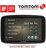 TomTom GO Professional 620 Trucker?GPS-SatNav?Bus-Van?FREE Lifetime Traffic+Maps