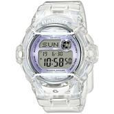 Casio BG-169R-7EER Baby-G Watch / Womens Wrist Watch / Shock Resistant / World Time / White