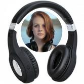 Plug N Go Bluetooth Headphones | Stereo Wireless Headset / Handsfree with Mic & Remote