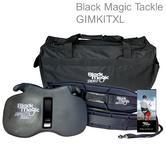 Black Magic Tackle Equalizer Set | Fighting Belt - Harness - Carry Bag & DVD | XL Wide