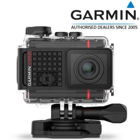 Garmin Protective Case/Cover   Waterproof- Upto 40 Meters   For VIRB Ultra 30 Action Camera Thumbnail 1