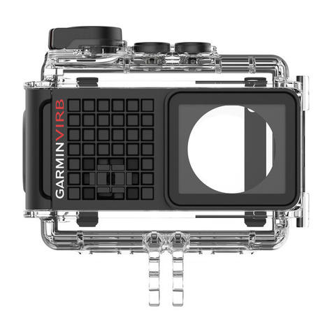 Garmin Protective Case/Cover   Waterproof- Upto 40 Meters   For VIRB Ultra 30 Action Camera Thumbnail 2