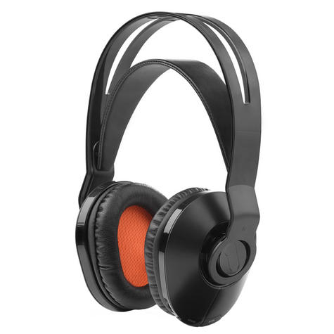 One For All HP1020 Wireless TV Headphones|On Ear|100m Range|Suit For iPod / iPad Thumbnail 2