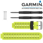 Garmin Replacement Watch Strap Band | For Forerunner 230-235-630-735XT | Silicone