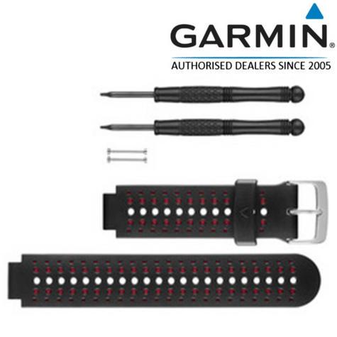 Garmin Replacement Watch Strap Band | For Forerunner 230-235-630-735XT | Marsala Red Thumbnail 1