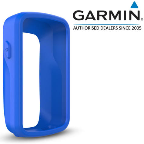 Garmin Silicone Case | Protective Cover | For Edge 820-Explore 820 GPS Computer | Blue Thumbnail 1