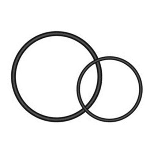 Garmin Varia Universal Seat-Post Quarter Turn Mount O-Rings   Elastic Bands   Black