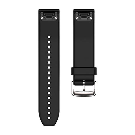 Garmin Quickfit Watch Strap Band | For Approach S60-Fenix 5/5 Plus-FR935 | Silicone Thumbnail 2
