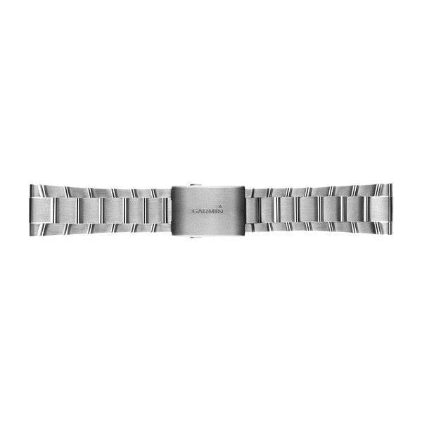 Garmin Titanium Watch Band Strap | For Fenix 3/HR/Sapphire-D2-Quatox3-Tactix Bravo