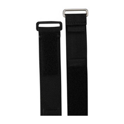 Garmin Fabric & Extender Wrist Watch Strap + Tools | For Fenix 3 / Quatix 3 / Tactix | Black Thumbnail 1