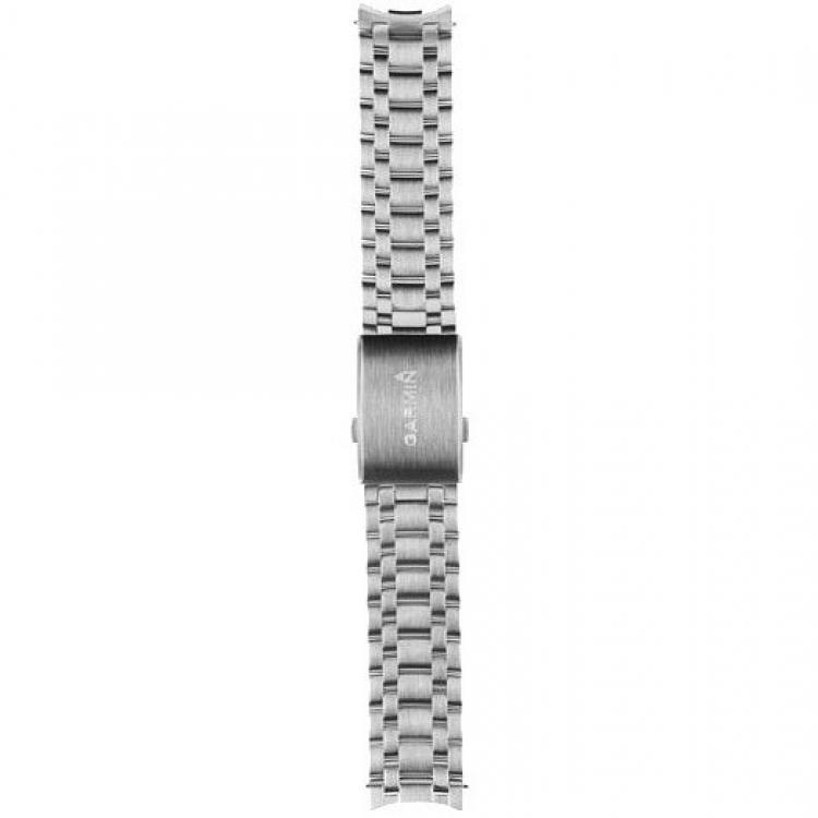 NEW Garmin 010-12419-02|Wrist Watch Strap Band|Stainless Steel|For Fenix Chronos