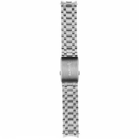 NEW Garmin 010-12419-02|Wrist Watch Strap Band|Stainless Steel|For Fenix Chronos Thumbnail 1