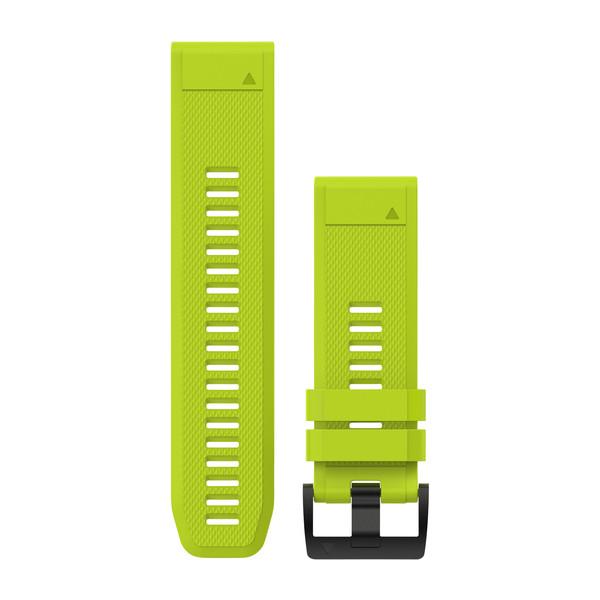 Garmin Quickfit 26 Watch Strap Silicone Band | For fenix-D2-Quatix-Tactix-Foretrex
