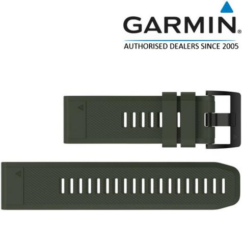 Garmin Quickfit Replacement Watch Strap Band | For Fenix-D2-Foretrex-Quatix-Tactix Thumbnail 1