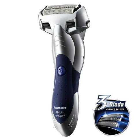Panasonic ESSL41S 3 Blade Wet/Dry Mens Electric Smart Shaver|Cordless|WR|Silver| Thumbnail 3